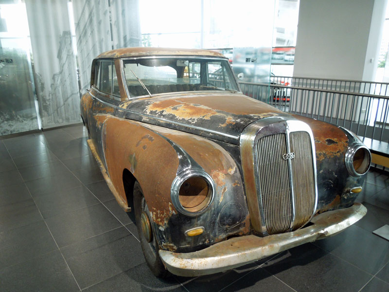 Audi forum museum mobile ingolstadt for Mobel in ingolstadt