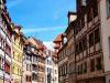 Altstadtgasse in Nürnberg