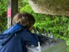 Riechstation in der Umweltstation Lias Grube
