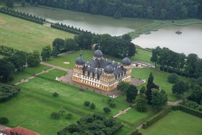 Bamberger Spaziergange Schloss Seehof Wanderzwerg Eu Aktiv Mit Kindern