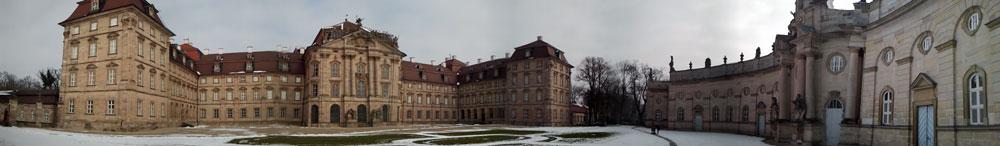Schloss Pommersfelden Cafe