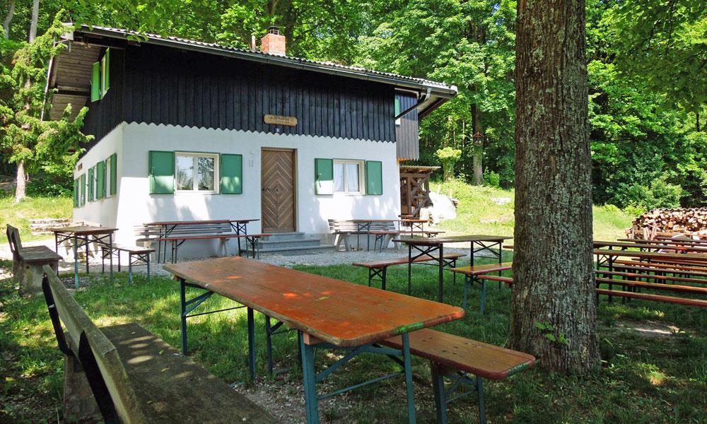 Almadler Hütte