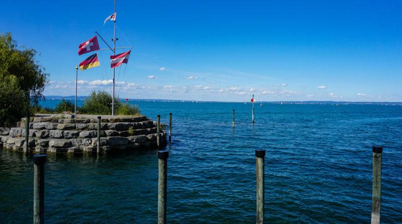 3-Länder Radtour am Bodensee