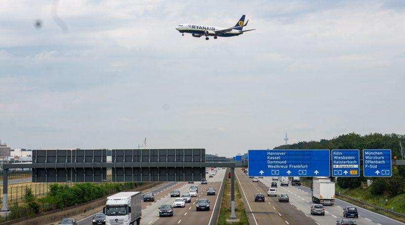 Aussichtspunkte am Flughafen Frankfurt